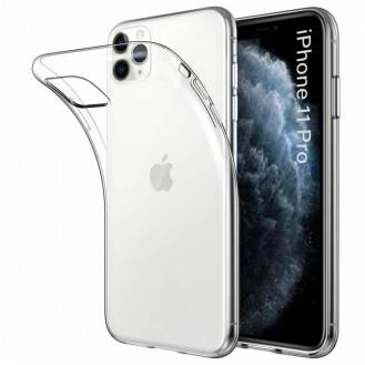 TPU Schutzhülle für Apple iPhone 11 Pro, Transparent