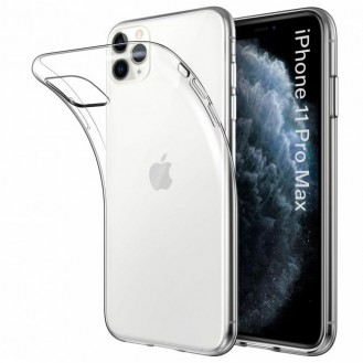 More about TPU Schutzhülle für Apple iPhone 11 Pro Max, Transparent