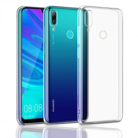 TPU Schutzhülle für Huawei P smart 2019, Transparent