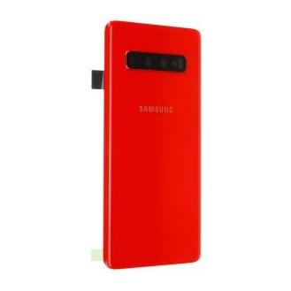 Samsung Galaxy S10 Akkudeckel, Rot