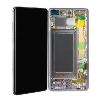 Samsung Galaxy S10 Plus LCD Display, Prism Black