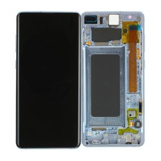 Samsung Galaxy S10 Plus LCD Display, Prism Blue