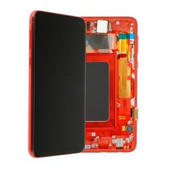 Samsung Galaxy S10e LCD Display, Rot