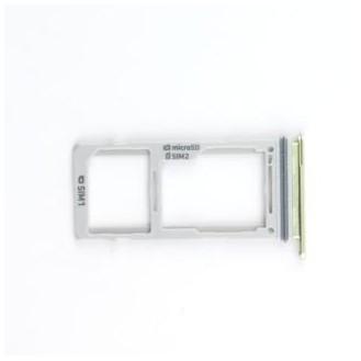 Samsung Galaxy S10e SD-Karten Tray Gelb