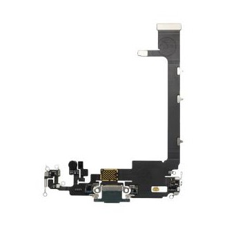 Dock Connector Flex kompatibel mit iPhone 11 Pro Max, Space Grau