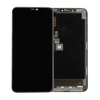 LCD Display kompatibel mit iPhone11 Pro Max, Schwarz