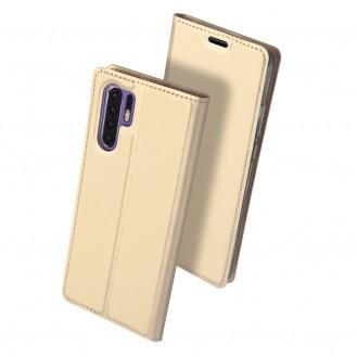 DUX DUCIS Bookcase schutzhülle Aufklappbare hülle für Huawei P30 Pro gold