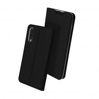 DUX DUCIS Bookcase schutzhülle Aufklappbare hülle für Samsung Galaxy A50 Schwarz