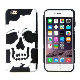 "More about Skull-Kopf-Soft iPhone 6 4.7"" Weiss"