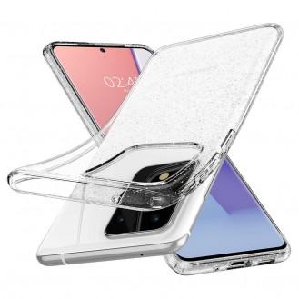 SPIGEN Liquid Crystal Glitzer Samsung Galaxy S20 Ultra Schutzhülle Case Cover