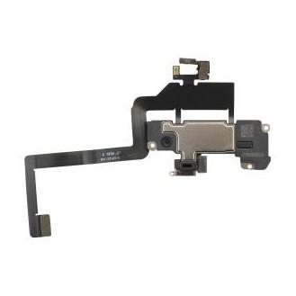 Ohrlautsprecher Hörmuschel + Sensor Flex kompatibel mit iPhone 11