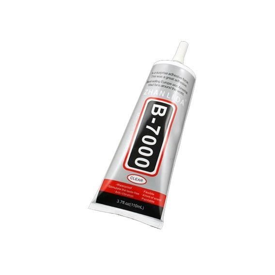 B7000 Kleber Glue Klar für Display Handy 110ml Transparent