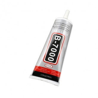 B7000 Kleber Glue Klar für Display Handy 110ml Transparent