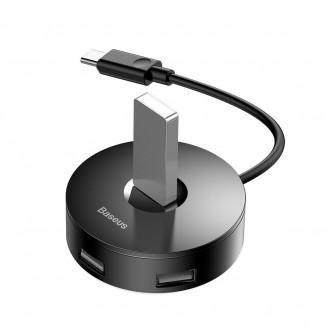 More about Baseus Type- C 3.0 HUB Ports Konverter Adapter Für Laptop Phones