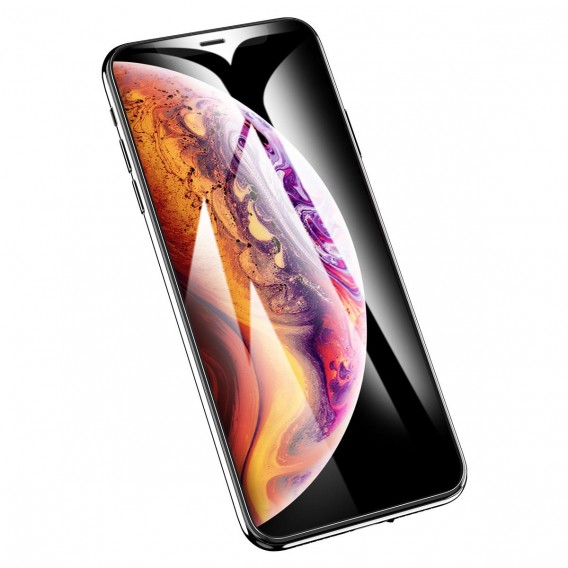 Rock - iPhone X, XS Hydrogel Full Screen Schutzfolie 0.18mm