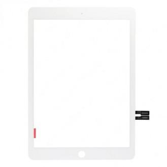Touch Einheit + Displayglas kompatibel mit Apple iPad 6 2018, Weiss A1893, A1954