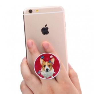 PopSockets - PopGrip Austauschbare Finger Griff für Smartphones / Tablets (PB10715)