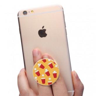 PopSockets - PopGrip Austauschbare Finger Griff für Smartphones / Tablets (PB10717)
