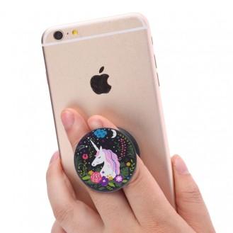 PopSockets - PopGrip Austauschbare Finger Griff für Smartphones / Tablets (PB10718)