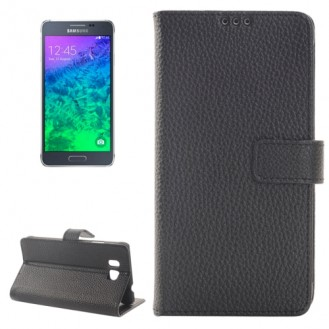 More about Leder Kreditkarte Etui Galaxy Alpha