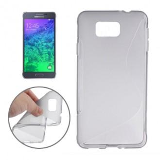 S-Line Silikon Samsung Galaxy Alpha