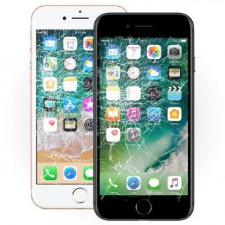 iPhone 6 Plus Display Reparatur Glas Austausch Ohne Datenverlust‎ A1522, A1524, A1593