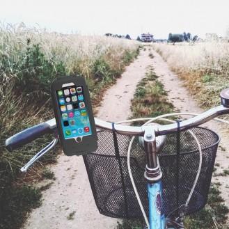 iPhone 6, 6s Halterung  Fahrrad Handyhalter / Fahrradhalter