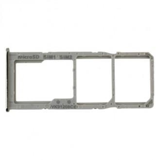 Samsung Galaxy A51 A515F Sim Tray, Prism Crush White