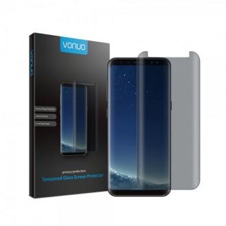 3D Full Privacy Displayschutzglas (Panzerglas) für Samsung Galaxy S9+ G965F