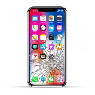 iPhone X Display Reparatur Glas Austausch Ohne Datenverlust