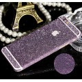 iphone 6 6S Plus Lila Bling Aufkleber Schutz-Folie Sticker Skin