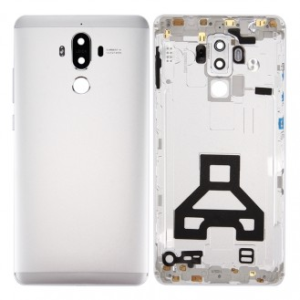 Huawei Mate 9 Back Cover Gehäuse Rückseite Kamera Linse Silber