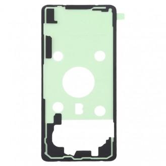Akkudeckel Klebestreifen Sticker kompatibel mit Samsung Galaxy S10+ SM-G975F