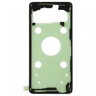 Akkudeckel Klebestreifen Sticker kompatibel mit Samsung Galaxy S10 SM-G973F
