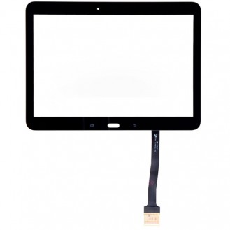 Display Glas Touchscreen Schwarz Galaxy Tab 4 10.1 / T530 / T531 / T535