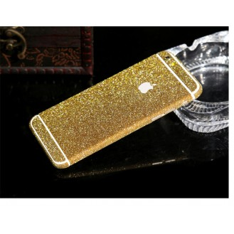 More about iphone 6 6S Gold Bling Aufkleber Schutz-Folie Sticker Skin