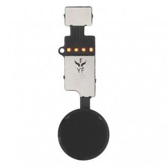 Universal Homebutton für iPhone 7/8 /7 Plus /8 Plus 3Gen Return Funktion Taste YF Flex Schwarz A1863, A1905, A1906