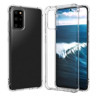 Silikon Hülle - Huawei P40 Pro - Ultra Dünn Transparent Cover Hülle Tasche