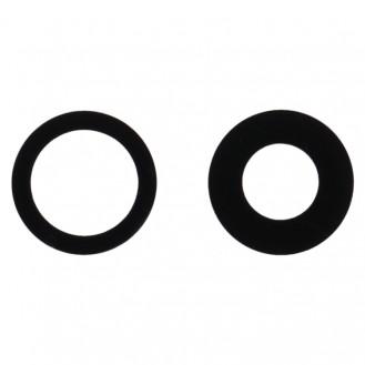 Kameraglas Kamera Linse set Kompatibel mit iPhone 11 A2221, A2223, A2111