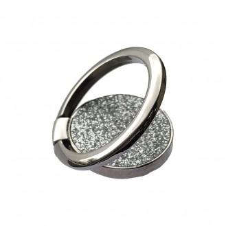 Bling Metall Telefonhalter Ringständer Ring Modell silber