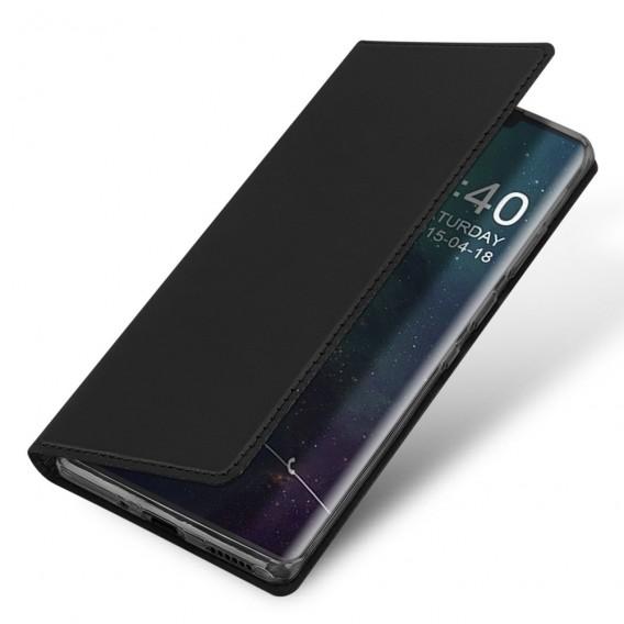 DUX DUCIS Bookcase schutzhülle Aufklappbare hülle für Mate 20 Pro  Schwarz