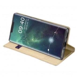 DUX DUCIS Bookcase schutzhülle Aufklappbare hülle für Mate 20 Pro  Gold