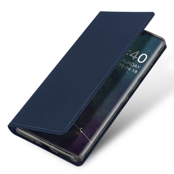 DUX DUCIS Bookcase schutzhülle Aufklappbare hülle für Mate 20 Pro Blau