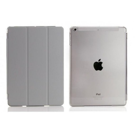 iPad Air 2 Smart Cover Case Grau Grey