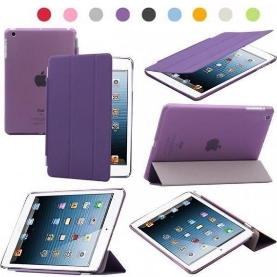 iPad Air 2 Smart Cover Case Schutz Lila
