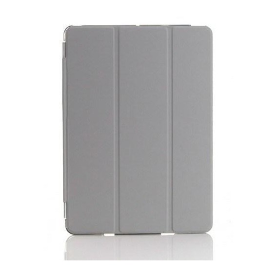 iPad Air 2 Smart Cover Case Front Grey