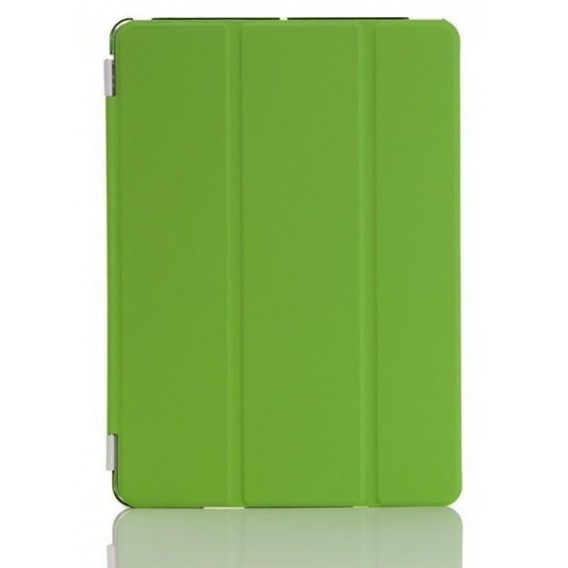 iPad Air 2 Smart Cover Case Front Grün