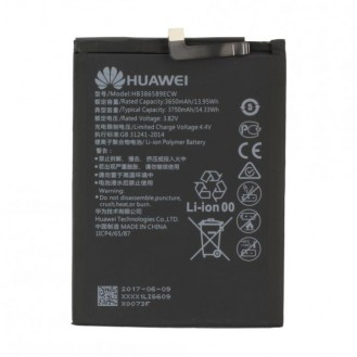 Original Huawei Akku HB386589ECW Bulk P10 Plus / Mate 20 Lite / Nova 3 / Mate 20 / Honor View 10/ Play