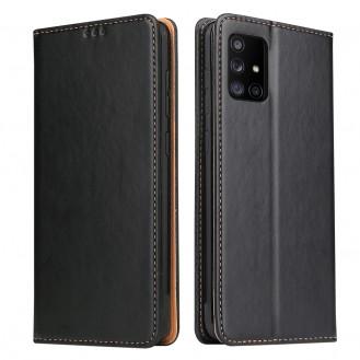 Handy Hülle Samsung Galaxy S20+Book Case Wallet Schutzhülle Tasche Slim Flip Cover Etui Schwarz