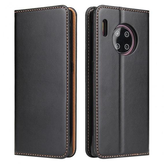 Handy Hülle Samsung Galaxy S20 Book Case Wallet Schutzhülle Tasche Slim Flip Cover Etui Schwarz